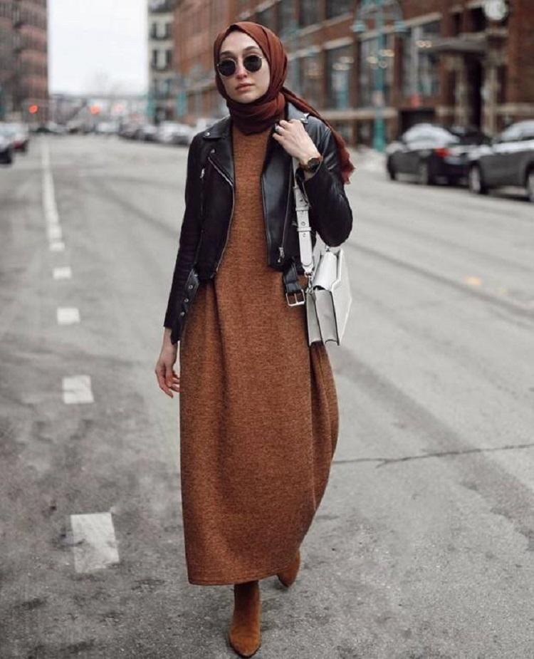 Jaket kulit, Sumber : Pinterest